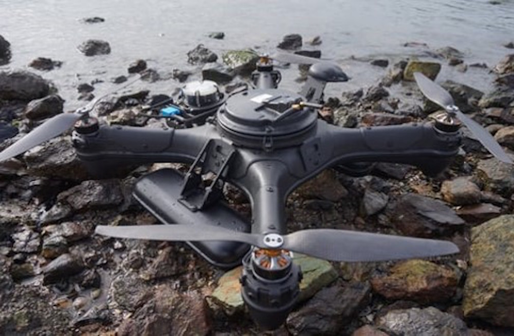 technology, STEM, drones, conservation, marine science