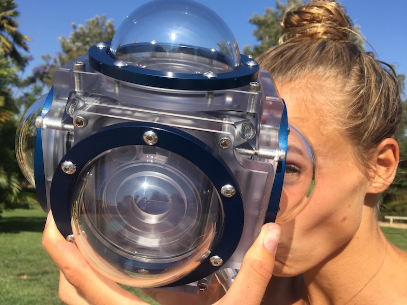 360 video, marine science, virtual reality, video, education