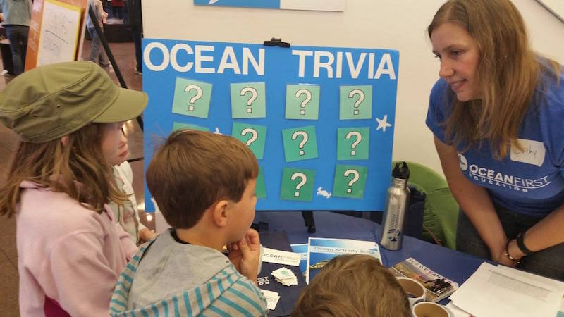 Look for Ocean First Education at NCAR on 'Super Science Saturday'