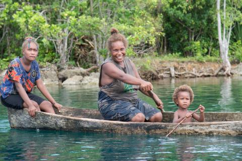1st Grade Solomon Islands